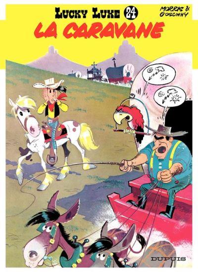 Lucky Luke - Tome 24 - LA CARAVANE - 9782800188447 - 5,99 €
