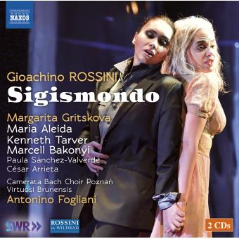 Rossini: Sigismondo (2CD)