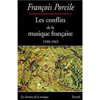 Les conflits de la musique française