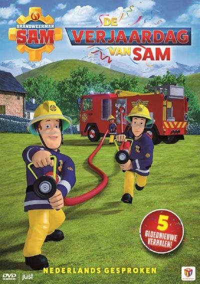 jarig nl Brandweerman sam seizoen 10 DL1: sam is jarig NL   Dvd zone 2  jarig nl