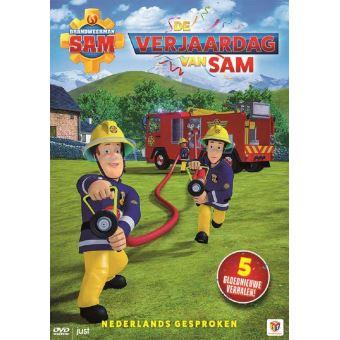 BRANDWEERMAN SAM S10 DL1: SAM IS JARIG-NL