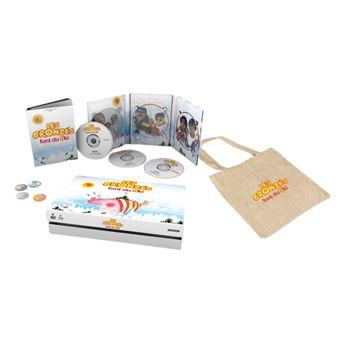 Les BronzésLes Bronzés font du ski Edition Collector Combo Blu-ray DVD