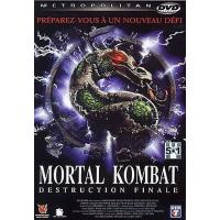 Mortal Kombat 2 Destruction finale DVD
