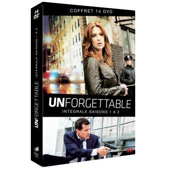 UnforgettableCoffret Unforgettable Saisons 1 à 3 DVD