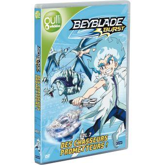 BeybladeBeyblade/burst/volume 7/des chasseurs prometteurs