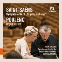 Saint Saëns Symphonie avec orgue Poulenc Concerto pour orgue