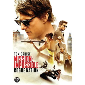 MISSION: IMPOSSIBLE 5 ROGUE NATION-BIL