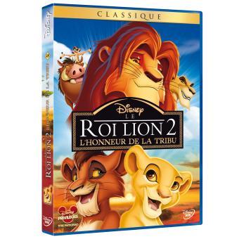Le Roi lionLe Roi Lion 2 : L'Honneur de la tribu DVD