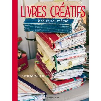 Livres créatifs à faire soi-même