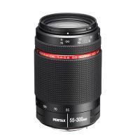 Objectif reflex Pentax DA HD 55-300 mm f/4-5.8 ED WR noir
