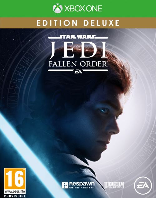 Star Wars Jedi Fallen Order Edition Deluxe Xbox One