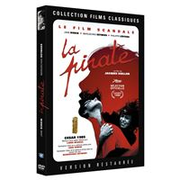 La pirate DVD