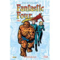 Fantastic Four: L'intégrale T02 (1963) NED