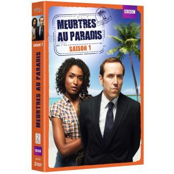 Meurtres au paradisMeurtres au Paradis Saison 1 Coffret DVD