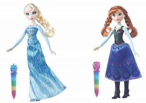 Poupée Frozen La Reine des Neiges Pierres précieuses Disney 30cm