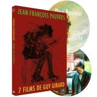 Coffret Jean-François Pauvros 7 Films de Guy Girard DVD