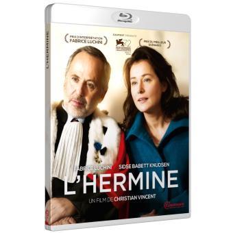 L'hermine Blu-ray