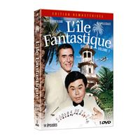 L'Île fantastique Saison 2 Volume 1 DVD