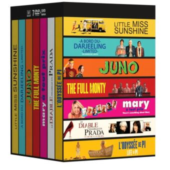 Coffret 7 Films DVD