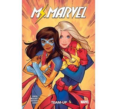 Ms. Marvel : Team-up
