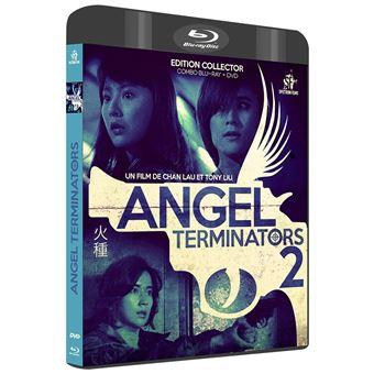 Angel TerminatorsANGEL TERMINATOR 2-FR-BLURAY+DVD