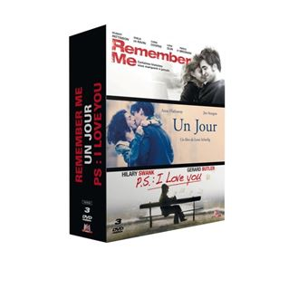 Un jour - Remember me - P.S : I Love You - Coffret