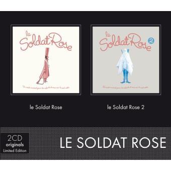 Le Soldat Rose Volumes 1 & 2 Coffret