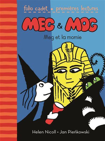 Meg et Mog. Meg et la momie