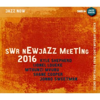 Swr newjazz meeting 2016/soundportraits from contemporary