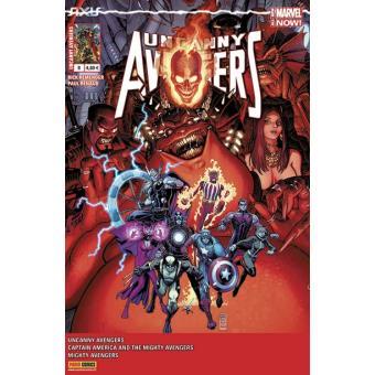 Uncanny AvengersAxis continue ici