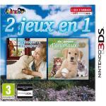 2 jeux en 1 Ma clinique à la campagne + Ma pension d'animaux 3DS