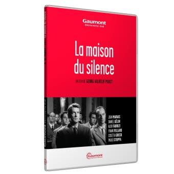 MAISON DU SILENCE 1953-N/B-FR
