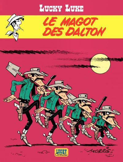 Lucky Luke - tome 16 – Le Magot des Dalton - 9782884717342 - 5,99 €