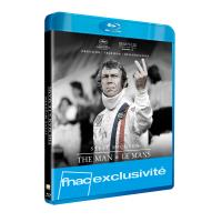 Steve McQueen The Man & Le Mans Exclusivité Fnac Blu-ray