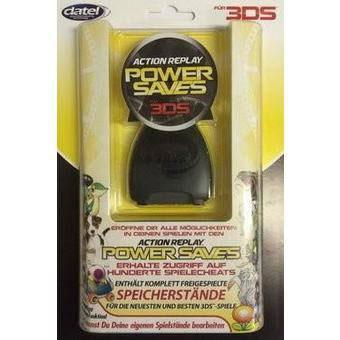 Action Replay Datel Power Save 3DS