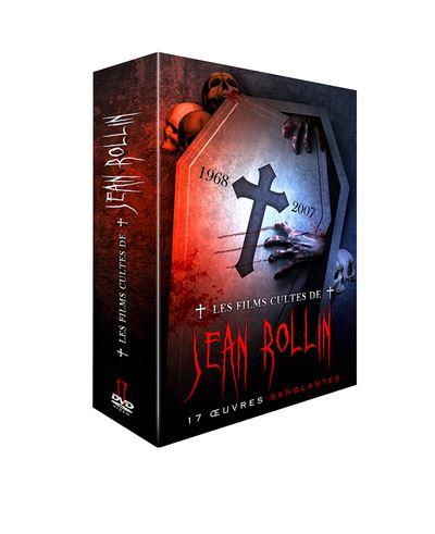 Coffret Jean Rollin