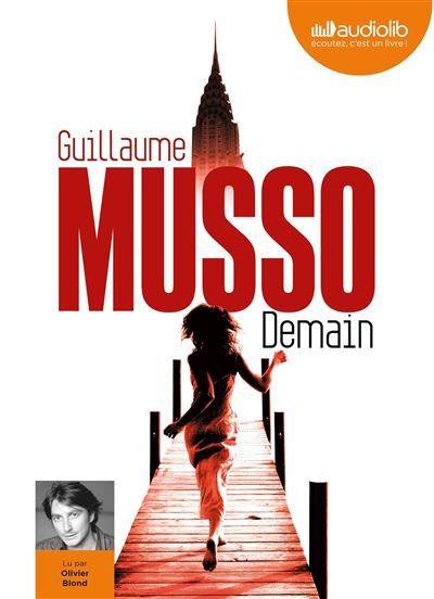 [EBOOKS AUDIO] GUILLAUME MUSSO Demain [mp3 160 kbps]