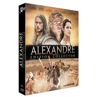 Coffret Collector Alexandre Edition limitée Blu-ray