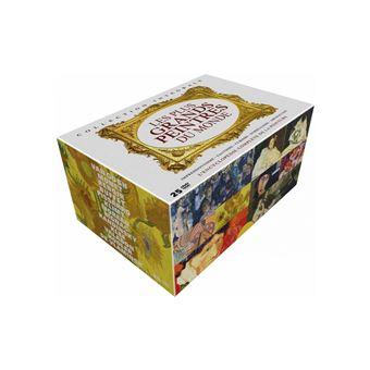 Coffret Les plus grands peintres du monde Collection intégrale DVD