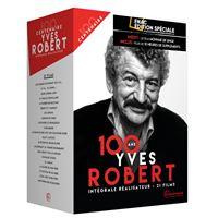 Coffret Centenaire Yves Robert L'intégrale Edition Limitée et Numérotée Fnac DVD
