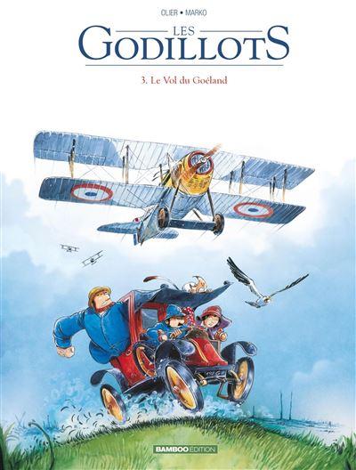 Les Godillots - Le vol du Goëland