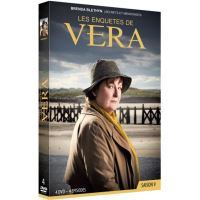 Coffret Les Enquêtes de Vera Saison 9 DVD