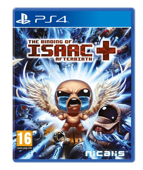 The Binding of Isaac Afterbirth+ PS4