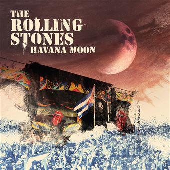 Havana moon live in cuba 25/03/2016/digipack/inclus dvd
