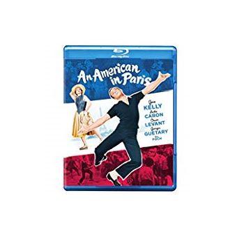 An American in Paris Blu-ray