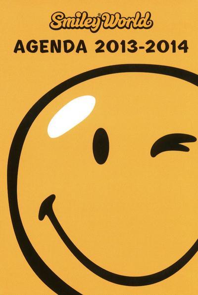Agenda scolaire Smiley 2013-2014