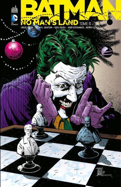 Batman - No Man's Land - Tome 6 - 9791026838999 - 14,99 €