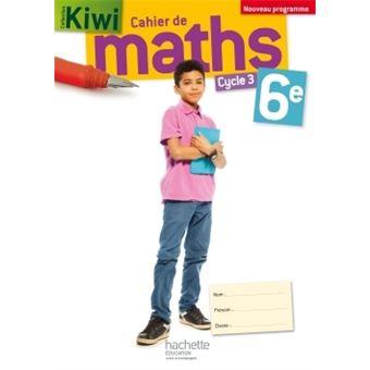 cahier de maths 3e pdf