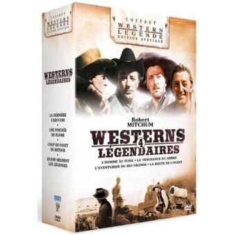Coffret Robert Mitchum 4 films DVD