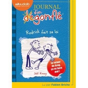 Journal d'un dégonfléJournal d'un dégonflé 2 - Rodrick fait sa loi